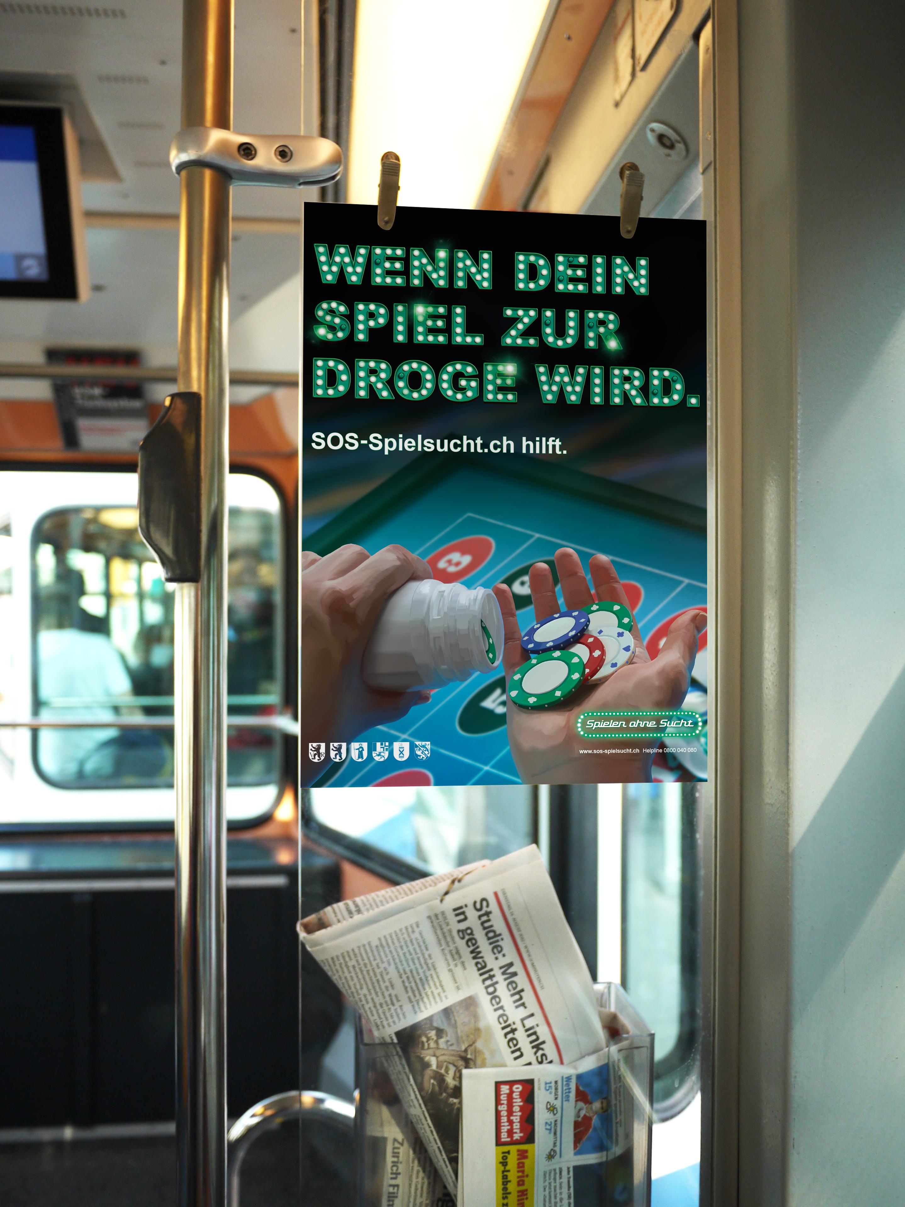 Spielsucht Beratung Luzern