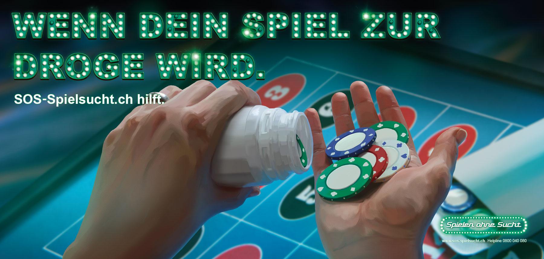 Spielsucht Angehörige